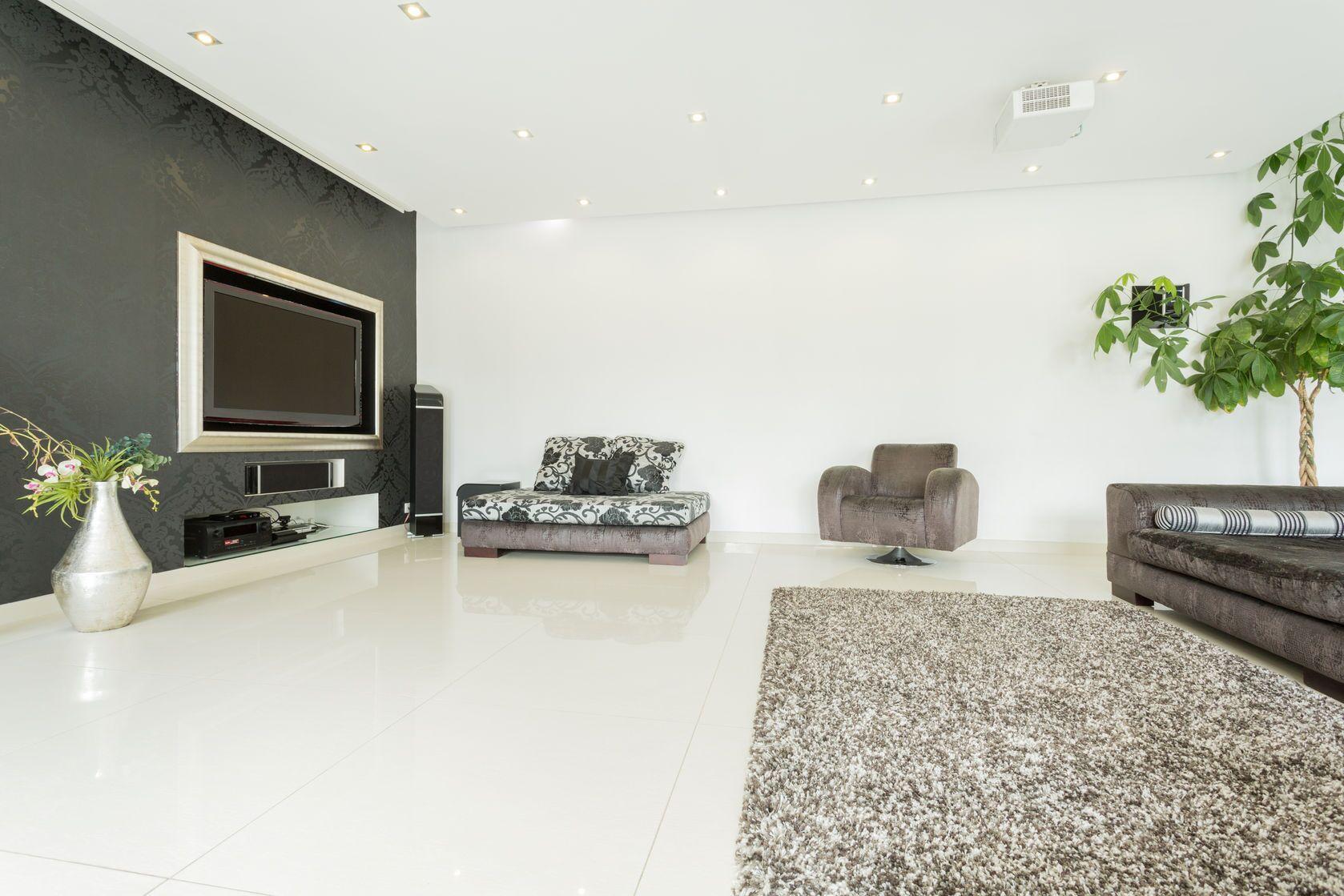 שטיח בסלון